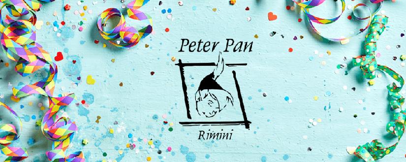 Buon carnevale da Peter Pan